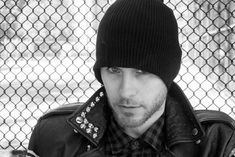 Jared Leto Hides Green Hair for Terry Richardson Shoot