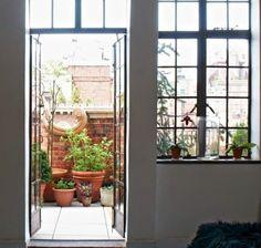 Antic&Chic. Decoración Vintage y Eco Chic: [Get the look] Cómo decorar pequeños jardines