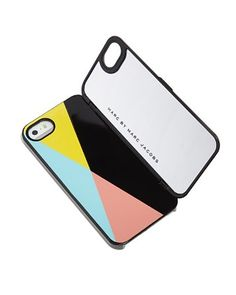 MARC BY MARC JACOBS iPhone 5/5s Case - HVAC Mirror | Bloomingdale's