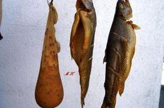 Vyuzené ryby. Carrots, Meat, Vegetables, Food, Essen, Carrot, Vegetable Recipes, Meals, Yemek
