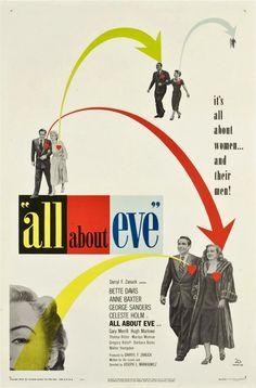 Ocio Inteligente: para vivir mejor: Momentos de cine (44): All About Eve Modern Traile...