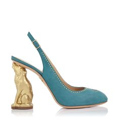 Charlotte Olympia Goes Western for Spring 2015: Because Even Cowgirls Get the Shoes