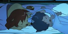 Wolf Children~ Ame and Yuki                   best movie ever no judging