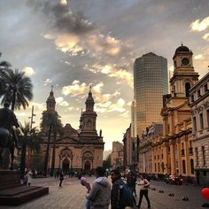 Santiago, Chile. Loved this place and would love to go back!