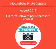 My Cute Baby August Contest 2017 : Registration Win Vouchers Team Page, Photo Contest, Baby Photos, Cute Babies, Amazon, Free, Pageant Photography, Baby Pictures, Toddler Photos