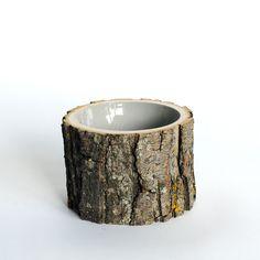 Log Bowl Medium Light Gray | Fab.com