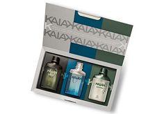 Presente Natura Kaiak - 3 Desodorantes Colônia Kaiak - Versão de 25ml (COD. PROD. 53820)  por R$ 69,90 ou 2 x de R$ 34,95 sem juros no cartão de crédito