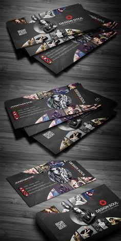 Photography business card template photography business cards creative photography business card designs for professional photographers and designers a highly creative business cards are fully customizable and come in reheart Gallery