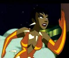 Where the Wonder Women Are: Vixen Comic Book Characters, Comic Character, Comic Books, Female Characters, Bruce Timm, Dc Comics Women, Marvel Dc Comics, Vixen Dc, Female Superheroes And Villains