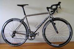 Titanium Litespeed - Boutique Cycles