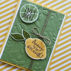 Aromas and Art - Page 69 of 295 - Su Mohr, Independent Stampin' Up! Demonstrator, and Independent Young Living Distributor Young Living Distributor, Box Of Sunshine, Simple Birthday Cards, Making Greeting Cards, Global Design, How To Squeeze Lemons, Paper Pumpkin, Art Pages, Stampin Up Cards