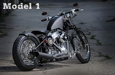 My favorite bike by Darwin Motorcycles. A.K.A. Brass Balls Choppers. Best chopped bobber out there!