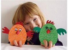 velikonoce tvoření s dětmi - Hledat Googlem: