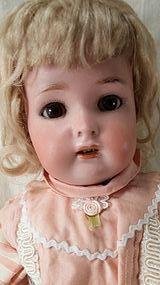 """18"""" Antique Simon Halbig K*R Kammer and Reinhardt Doll http://www.dollshopsunited.com/stores/McHughs/items/1289555/18-Antique-Simon-Halbig-KR-Kammer-Reinhardt-Doll #dollshopsunited"""