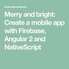 34 Best Nativescript images in 2018 | App, Mobile app, App