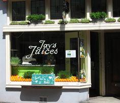 BIOFOOD Jay's Juices - Haarlemmerstraat 14