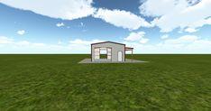 Cool 3D #marketing http://ift.tt/2nN6swW #barn #workshop #greenhouse #garage #roofing #DIY