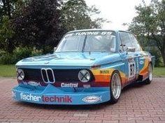 Ein original GS BMW 2002 (Gruppe 2) von 1976 mit Formel 2 Motor.
