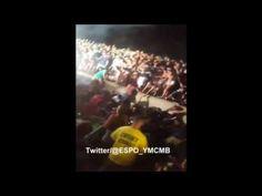 Video shows people fallingthe ramp on cin news