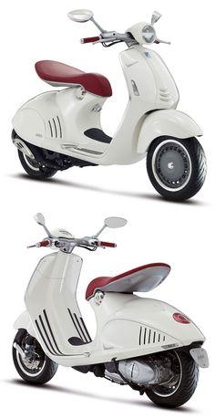 Vespa 946 Scooter by Piaggio