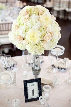 Los Angeles Wedding by J. Shipley Photography | Style Me Pretty
