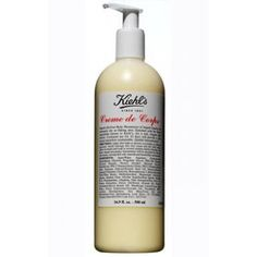 Kiehl's Creme De Corps for Extremely Dry or Flaking Skin Body Moisturizer for Unisex, Ounce Neutrogena, Kiehls, Best Body Moisturizer, Flaking Skin, Dry Skin, Kiehl's Since 1851, Best Lotion, Eye Make-up Remover, Beauty