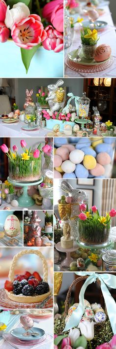 Easter Table Inspiration