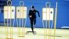 FC Barcelona training session: Neymar Jr continued his recovery work