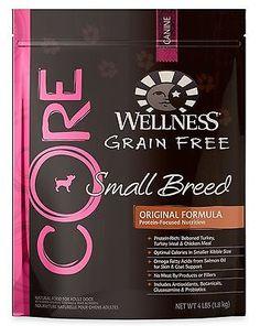 Dog Dry Food Grain Free