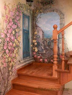 Роспись Стен Омск - mural