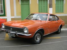 Ford Maverick-what I learned to drive in..1974 I think