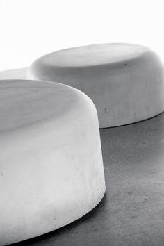 Außen-Stuhl aus GRC BUBBLE by concrete urban design | Design Neumann Klaus-D., Auch Wolf D.