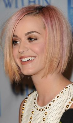 CoolHairstyles For Short Hair - Sleek & Edgy