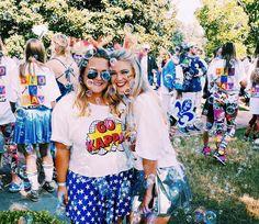 Ole Miss Kappa Kappa Gamma Sorority Bid Day, College Sorority, Kappa Kappa Gamma, Sorority Life, Sorority Party, Sorority Sisters, Alpha Delta, Bid Day Themes, Event Themes