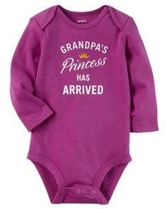 Grandpa's Princess Collectible Bodysuit