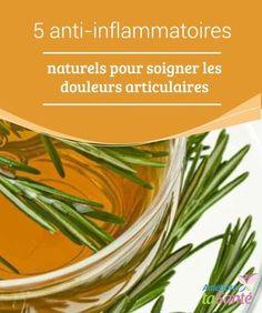 5 anti-inflammatoires naturels pour soigner les douleurs #articulaires Le #curcuma possède les mêmes propriétés #anti-inflammatoires et #analgésiques que l'ibuprofène, c'est pourquoi il constitue une option saine pour soulager les #douleurs articulaires si nous ne souhaitons pas prendre de médicament.