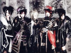 Phantasmagoria remember these guys? I miss them sooo much! Lets hope they do a 2015 Throw Back tour it would be cool just for a couple of months then go back to what ever they are doing now. That would be a good present for me =) where are they now? I knew Kisaki did a project and has (I think, don't quote me on this guys) a  record company that pumps out artist =)