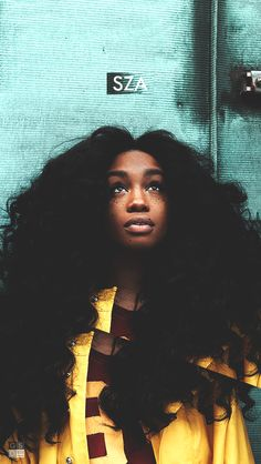 grvyscvledesigns:  iPhone Wallpapers: SZA #GSDesigns