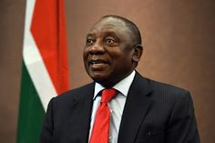 South African President, Cyril Ramaphosa has signed into law the national minimum wage bill. The development came at a time Nigerian workers are yet to Africa Day, South Africa, African National Congress, Celebrity Selfies, African Union, New President, African Countries, White People, African Culture