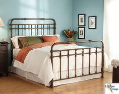 Laredo bed