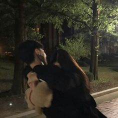Find images and videos about love, couple and korean on We Heart It - the app to get lost in what you love. Cute Relationship Goals, Cute Relationships, Cute Couples Goals, Couple Goals, Emo Couples, Cute Couple Pictures, Couple Photos, The Love Club, Teen Romance