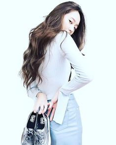 Keds korea update with Krystal ~ Keds 16FW Chic. Chic. Chic.  #soojung…