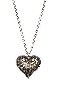 I like this necklace I found on Hot Topic's website.