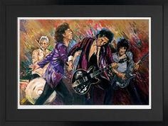 Ronnie Wood - The Stones on Stage - Got Me Rockin' this is just great - we love it..