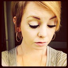 #eyeliner #cateye #makeup #beauty