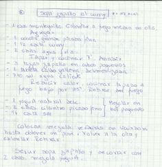 SOPA ZAPALLO AL CURRY   #SALADO #SOPAS #SOPA #ZAPALLO