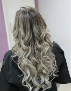 cabelo loiro mechas platinadas - Pesquisa Google