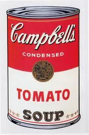 Andy Warhol, one of my favorite artists.