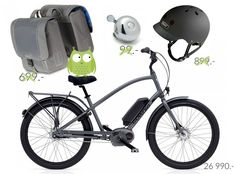 Electric Bicycle, Bike, Green, Travel, Electric Push Bike, Bicycle, Viajes, Bicycles, Destinations