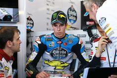 Alex Marquez.  Australian MotoGP 2015